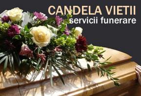 Servicii funerare Candela Vietii